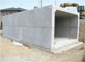 コンクリート二次製品